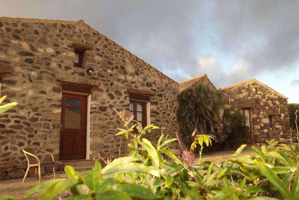 Casa tipica in Pietra Sardegna